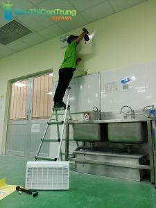Hướng dẫn lắp đặt đèn diệt côn trùng