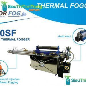 Máy phun khói diệt côn trùng Máy bắn khói Máy phun mù nhiệt Vector Fog H200SF