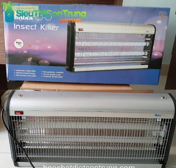 Tác dụng cơ chế hoạt động đèn diệt côn trùng maxx 150