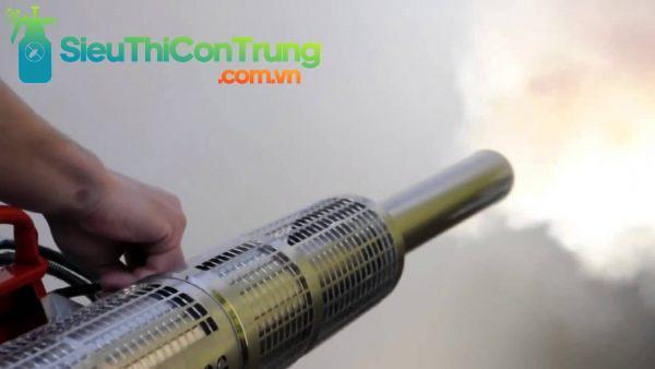 cách sử dụng máy bắn khói Puls Fog K10-SP