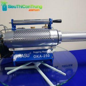 máy phun khói OKASU-OK250