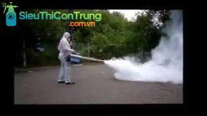 máy phun khói diệt côn trùng VECTOR FOG H200