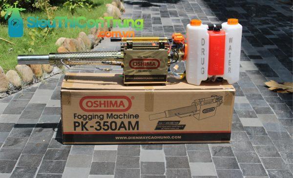 máy phun khói đuổi côn trùng PK - 350AM