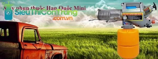 máy phun mù nhiệt mini G2000
