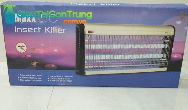 Ưu điểm của đèn bắt muỗi côn trùng lưới điện maxx 150
