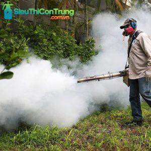 máy phun khói diệt côn trùng OKA-150
