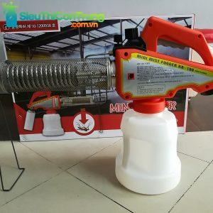 máy phun khói mini KB-100